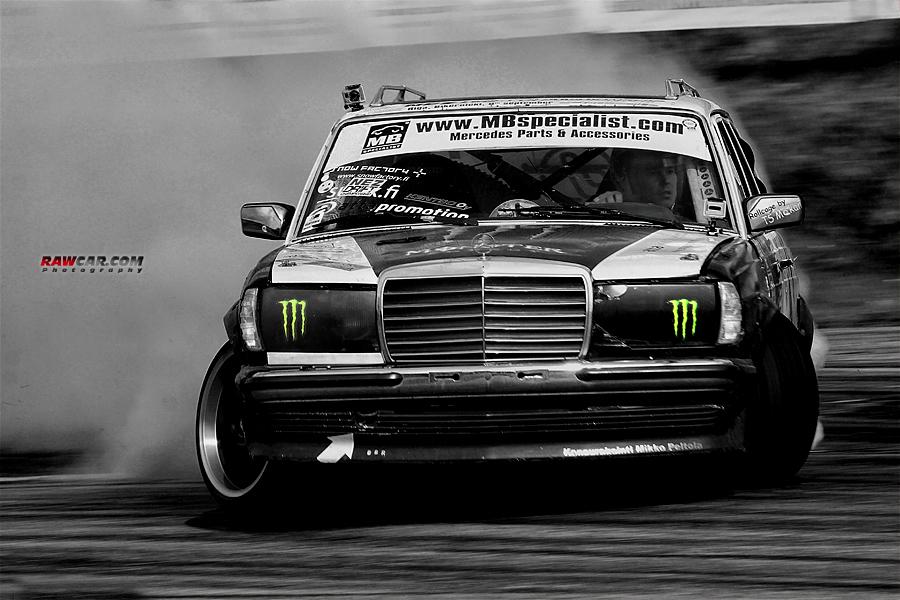 Teemu Peltola Mercedes W123 Rawcar.com Automobile photography ...