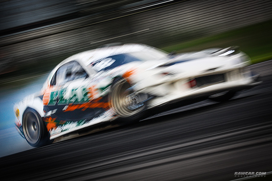 Mazda RX-7 Drift