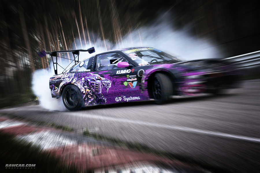 Nissan S-chassis Drift