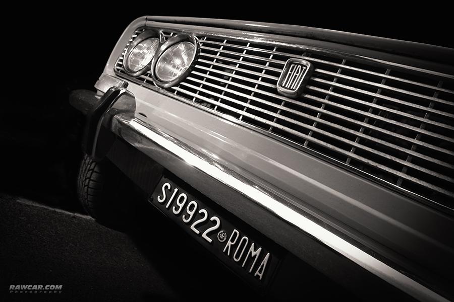 1969 FIAT-124 Berlina Speciale