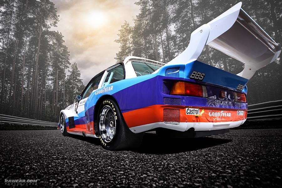 BMW 320 1977
