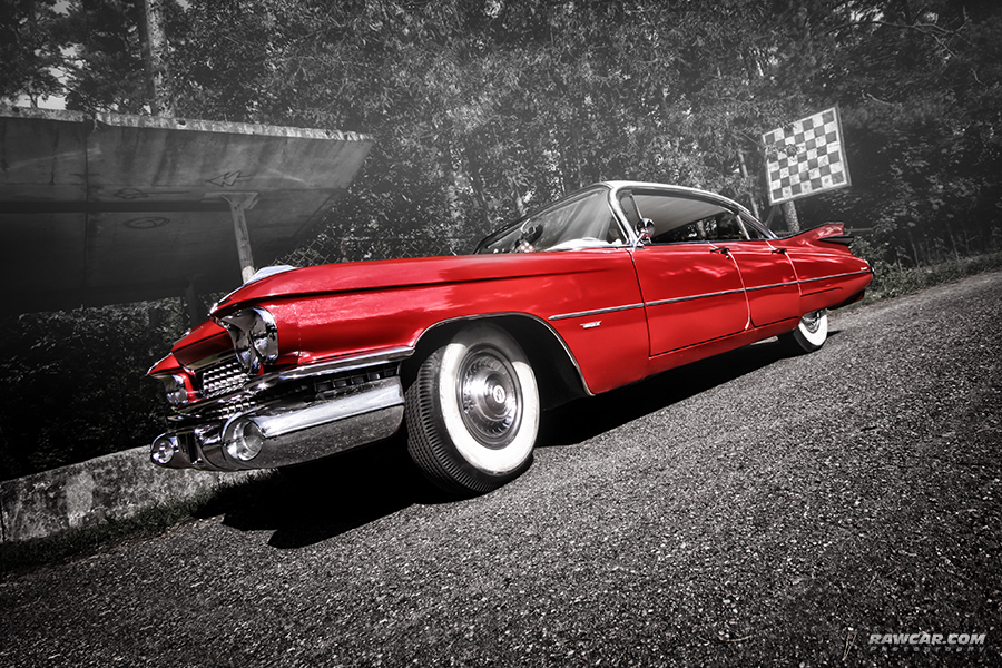 Caddy Red