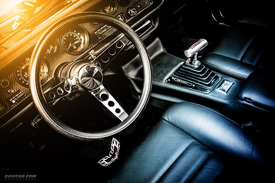 Pontiac Firebird Interior